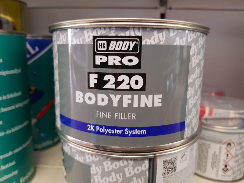 Body autosgitt fehér 1kg F220 BAUplaza Kft.