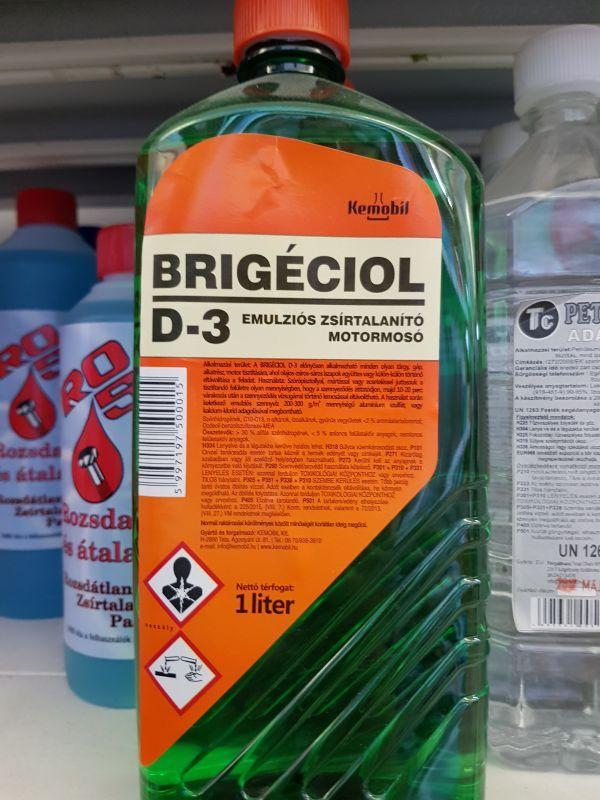 Brigéciol Motormosó folyadék 5l BAUplaza Kft.