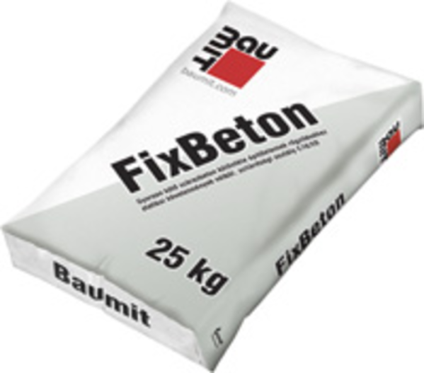 Baumit FixBeton 25 kg/zsák 54zs/# BAUplaza Kft.