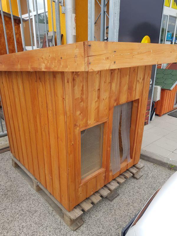 Kutyaház 112x97 szigetelt/ablakos BAUplaza Kft.