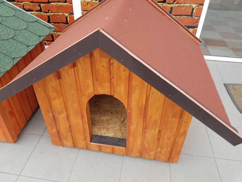 Kutyaház 83x63 BAUplaza Kft.