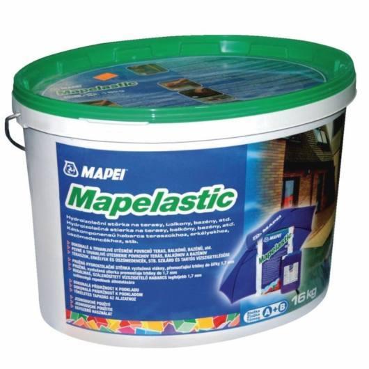 MAPEI Mapelastic A+B komp 16 kg.(1,6 kg/m2/mm) (folyékony fólia) BAUplaza Kft.