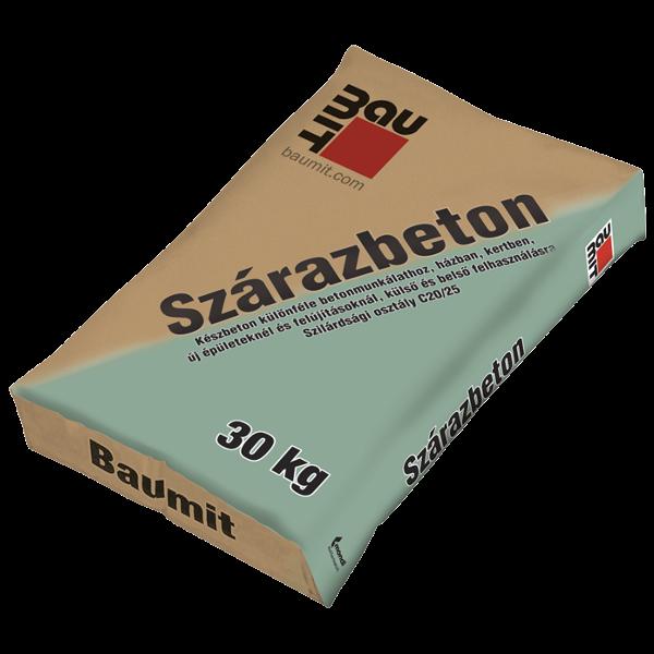Baumit Szárazbeton 30 kg/zsák 48zs/# BAUplaza Kft.