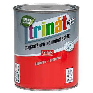Trinát mf 100 fehér 2,5l BAUplaza Kft.