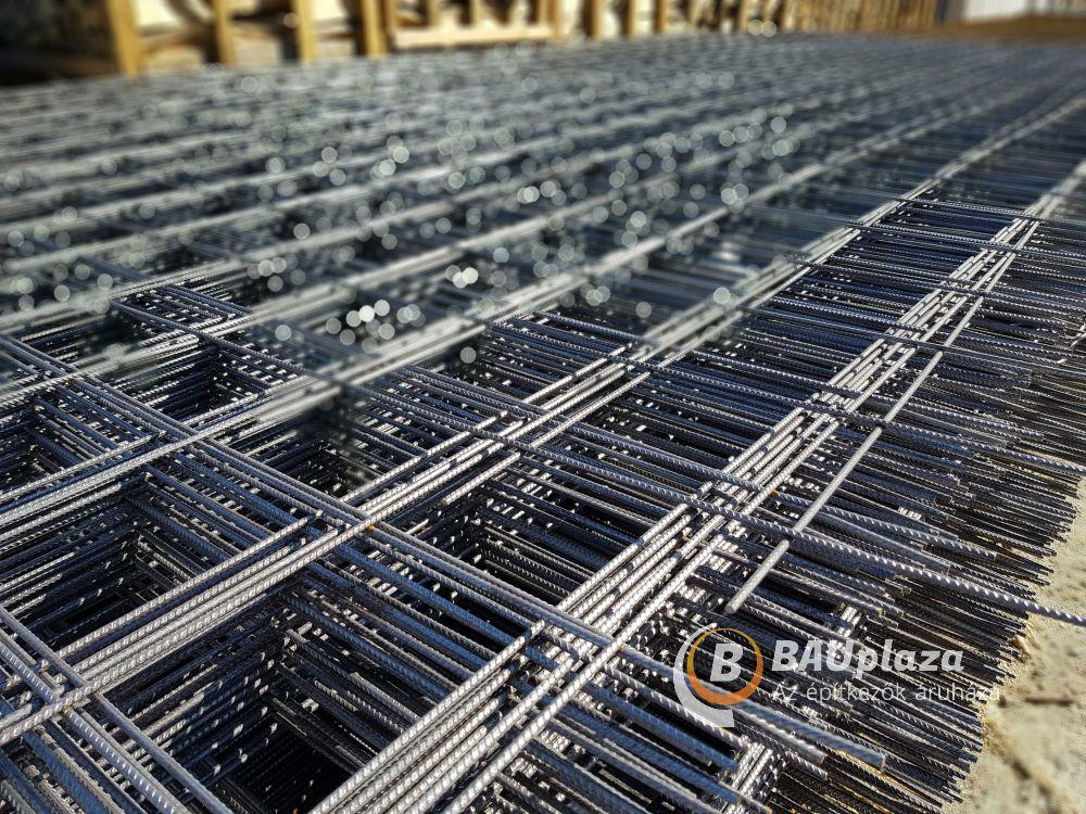 Acélháló 15x15x 4 (5x2,15fm; 14,1 kg) BAUplaza Kft.