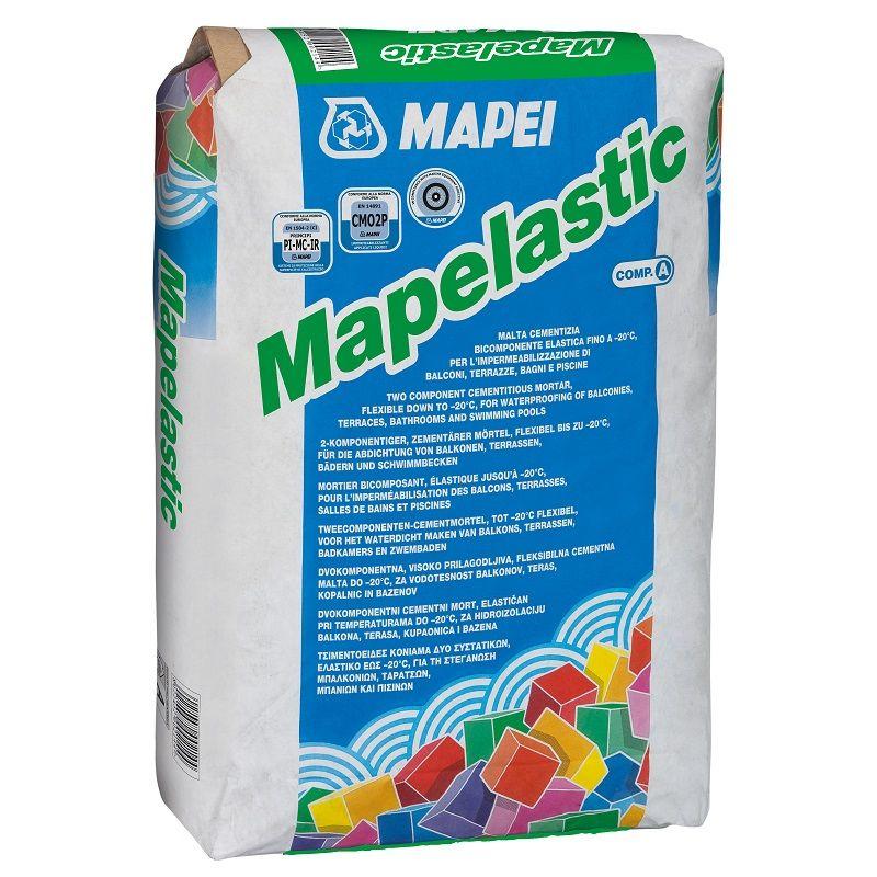 MAPEI Mapelastic A komp 24 kg (1,6 kg/m2/mm) (folyékony fólia) BAUplaza Kft.