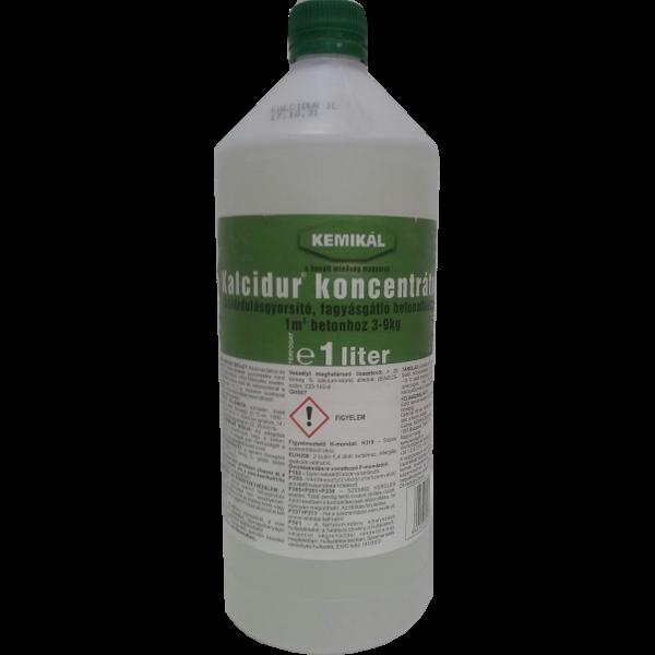 Kalcidur 1 kg/kanna (1m3 betonhoz 3-9kg) BAUplaza Kft.