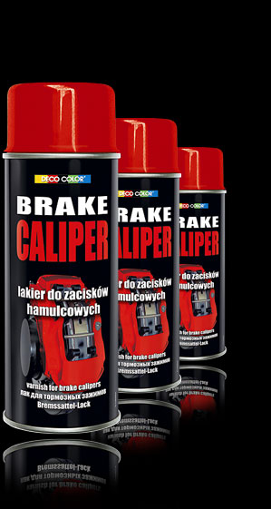 Deco Color Caliper fékfesték vörös 400ml BAUplaza Kft.