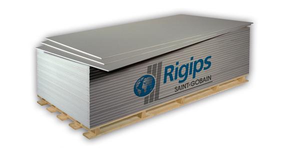 GK tábla normál 12,5mm - Rigips (2,5 m2/tábla) 56db# BAUplaza Kft.