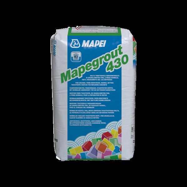 Mapei Mapegrout 430 betonjavító BAUplaza Kft.