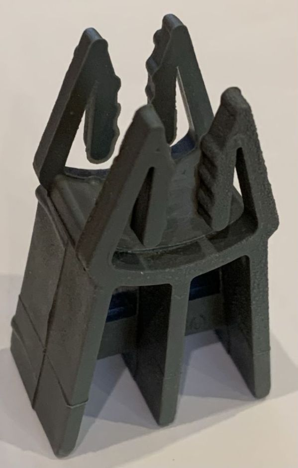 Távtartó bak 30mm (acélhálóhoz) BAUplaza Kft.