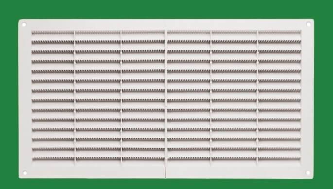 Szellőzőrács szögletes 15x20cm BAUplaza Kft.