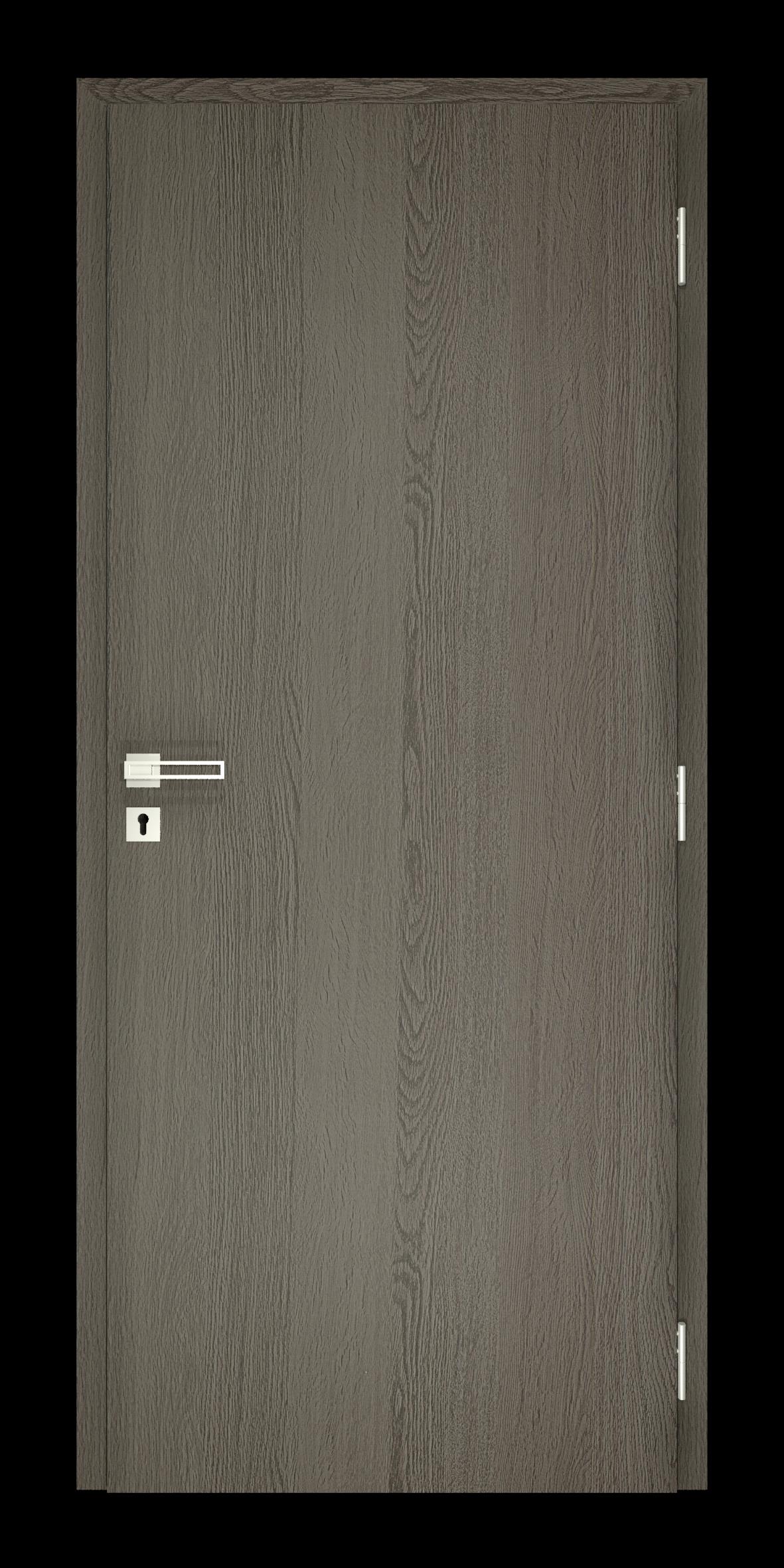BAUdoors beltéri ajtó - Antracit Tölgy teli B637 BAUplaza Kft.