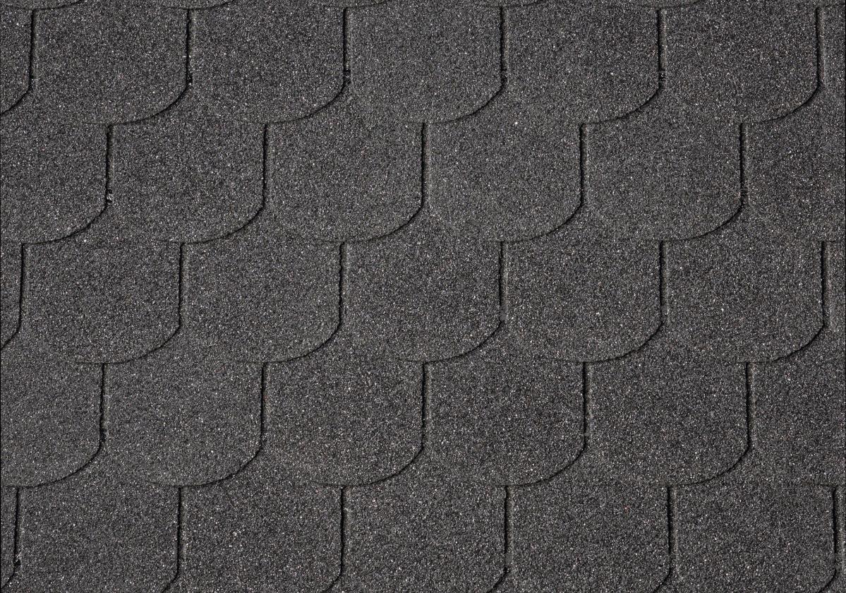 BARDOLINE Classic Zsindely 6T hódfarkú fekete (2m2/csomag) BAUplaza Kft.