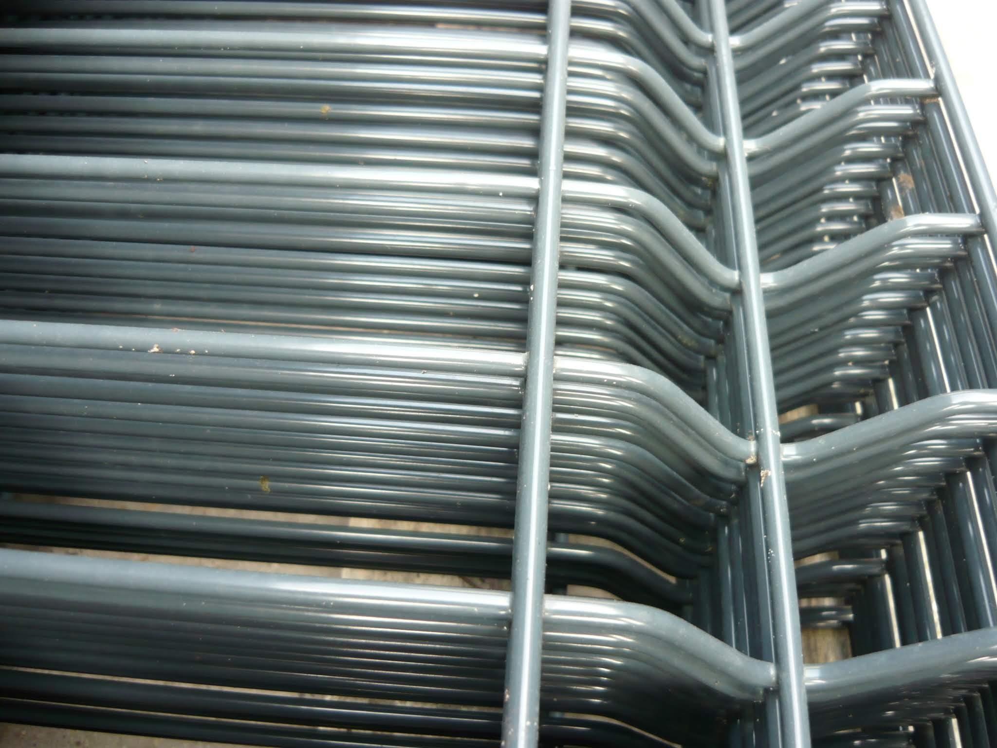 3D Táblás kerítés, horganyzott, 4mm/1230x2505mm, (nr.1) BAUplaza Kft.