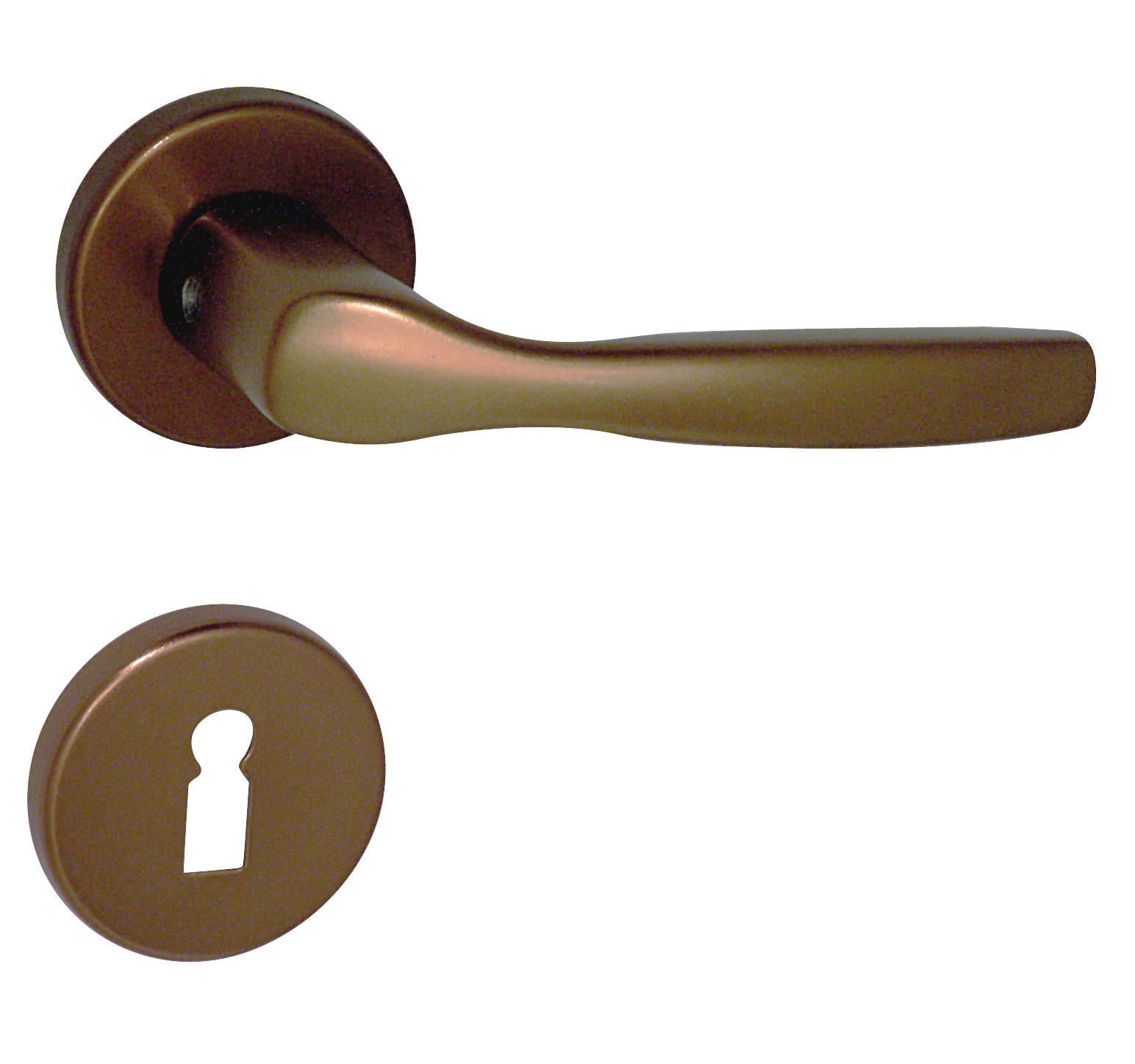 Beltéri ajtó Kilincs, Christie Alu F4 Roz Pz BAUplaza Kft.