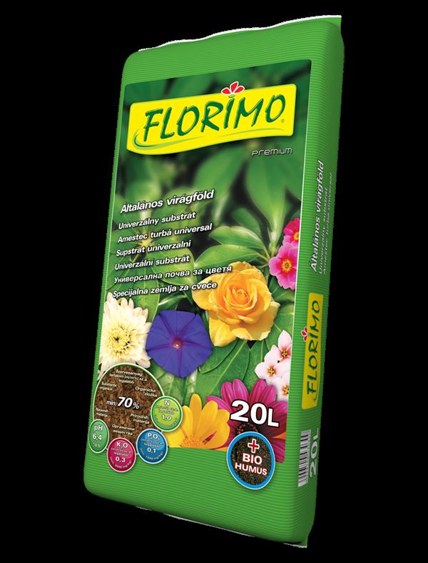 Florimo 10l Általános virágföld BAUplaza Kft.