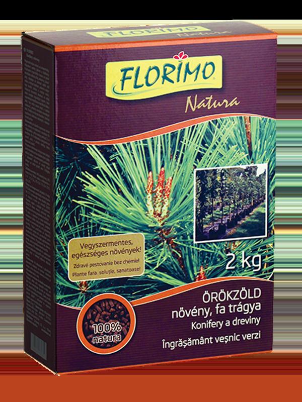 Florimo 2kg Örökzöld növény, és cserje, fa trágya BAUplaza Kft.