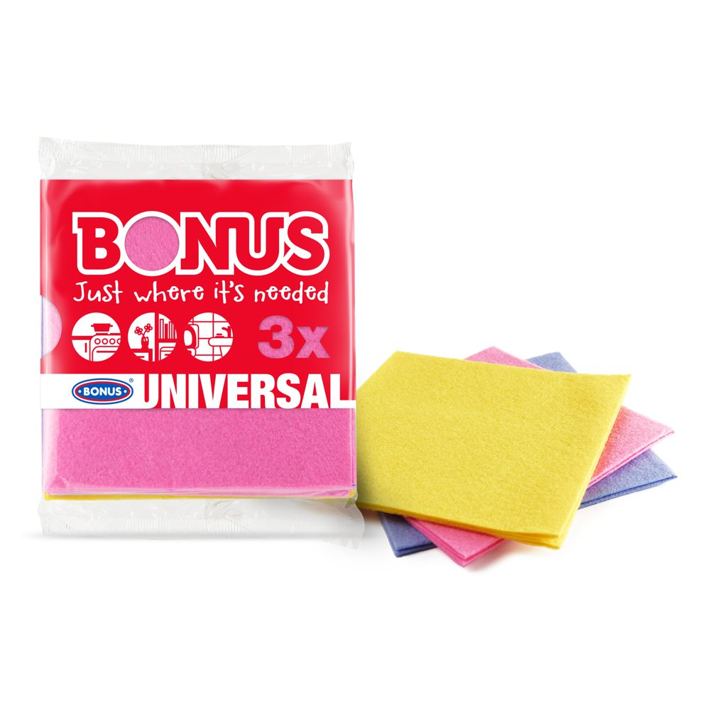 Törlökendö bonus 3db BAUplaza Kft.