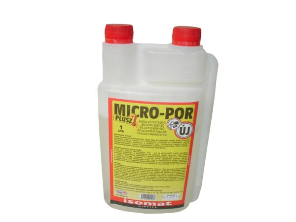 Mészpótló MICRO-POR PLUS 1 liter (1L=4q mész) BAUplaza Kft.