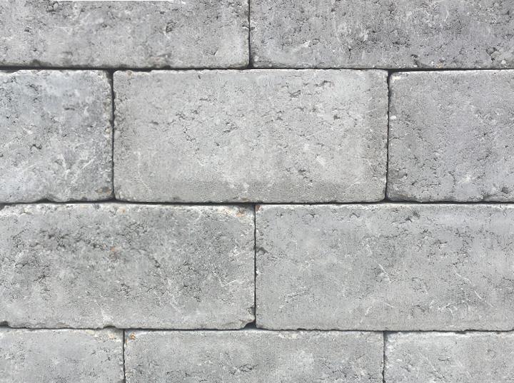 Térkő Barabás Téglakő grafit 5cm 35db/m2; 12,96 m2/# BAUplaza Kft.