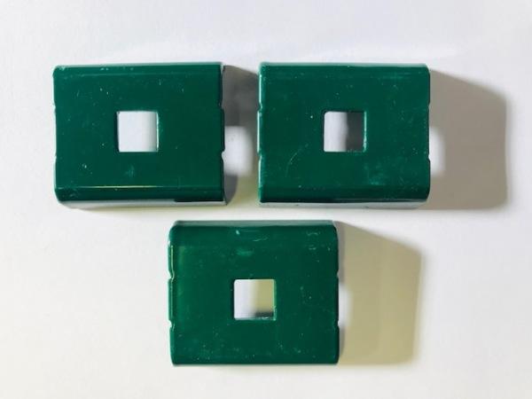 Speciális, UNI 4mm-es rögzítő, RAL6005, zöld színben BAUplaza Kft.