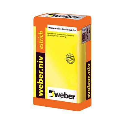 Weber Cementesztrich 900P 40kg/zsák 30zs/# BAUplaza Kft.