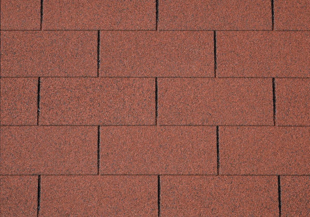 BARDOLINE Classic Zsindely 3T téglány vörös (3m2) BAUplaza Kft.