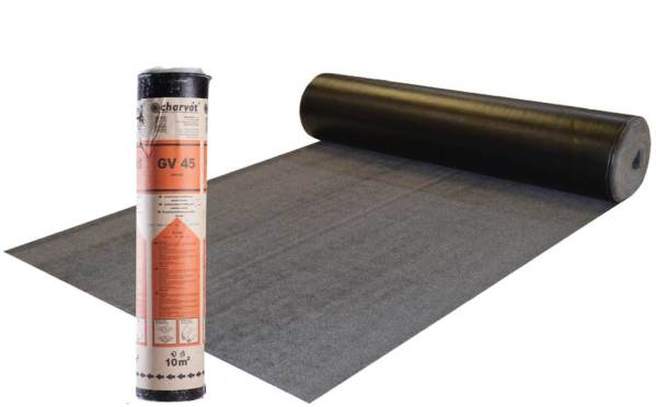 Bitumenes alátétlemez charBit GV-45 (10 m2/tek) - Charvat BAUplaza Kft.