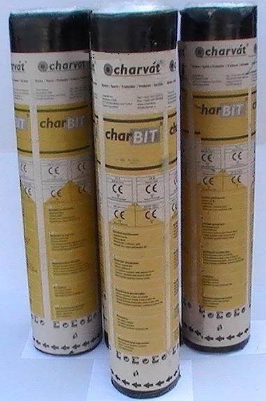 Bitumenes Fedlemez charBIT V60S42 palazúzalékos BAUplaza Kft.