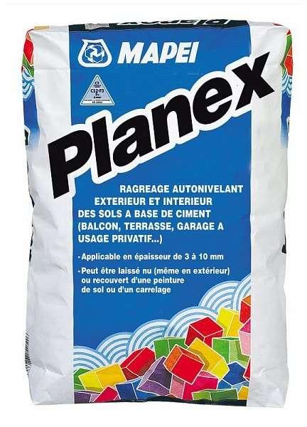 Mapei Planex kültéri aljzatkiegyenlítő 25 kg BAUplaza Kft.