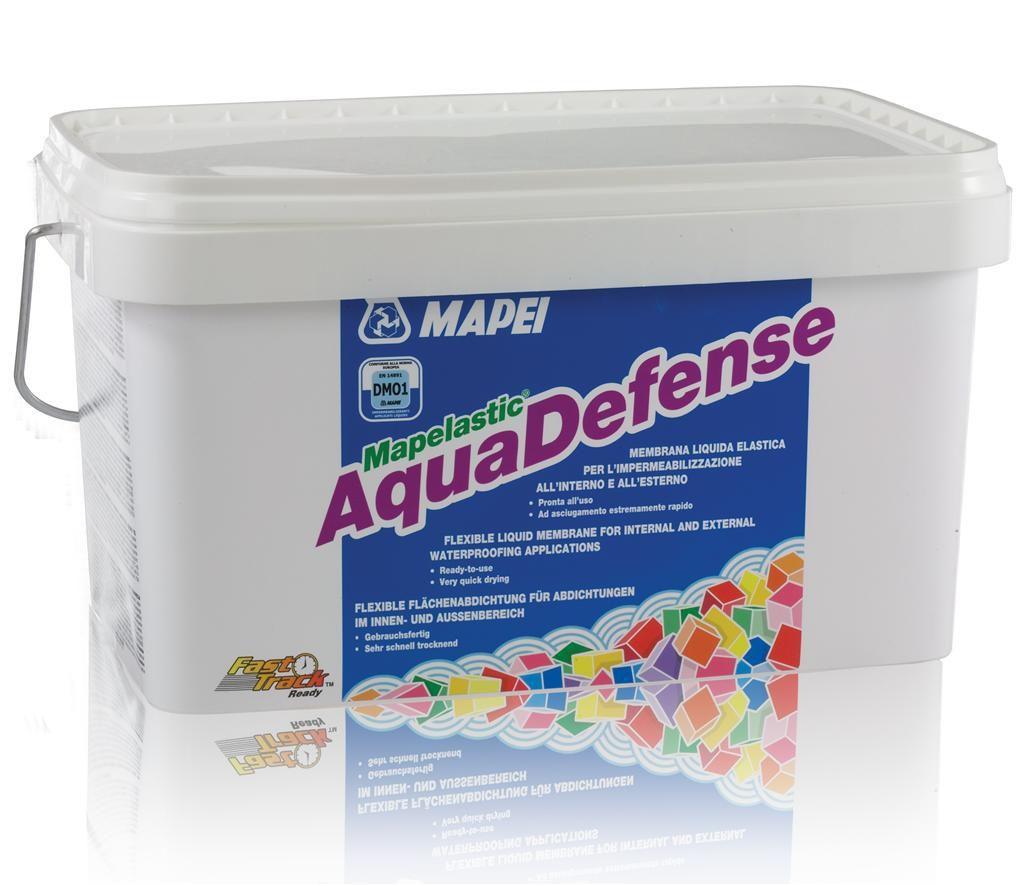 MAPEI Mapelastic Aquadefense 3,5kg (1,3 kg/m2/mm)(folyékony fólia) BAUplaza Kft.
