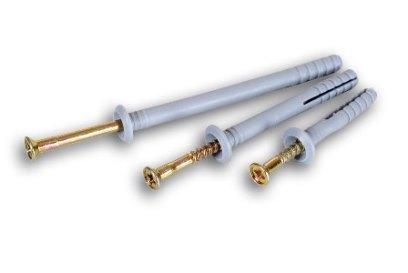 Beütődűbel műanyag 8x 80mm 50db/doboz 08C80 BAUplaza Kft.