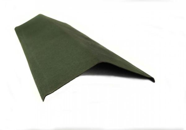 B100 Onduline Gerincelem zöld BAUplaza Kft.