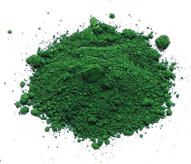 Porfesték Krómoxid zöld 0,25kg BAUplaza Kft.