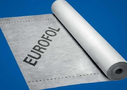 Fólia EUROFOL 120g/m2 páraáteresztő fólia 75m2/tek 1,5x50fm BAUplaza Kft.