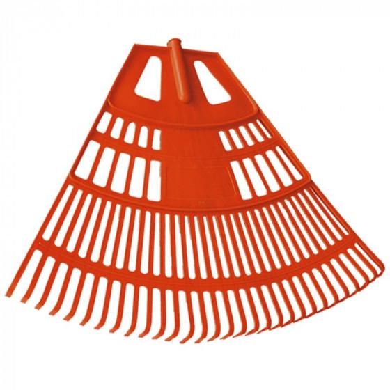 Lombseprű műanyag narancs 75cm BAUplaza Kft.