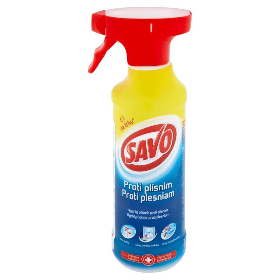 Savo Penészeltávolító Spray 0,5l BAUplaza Kft.