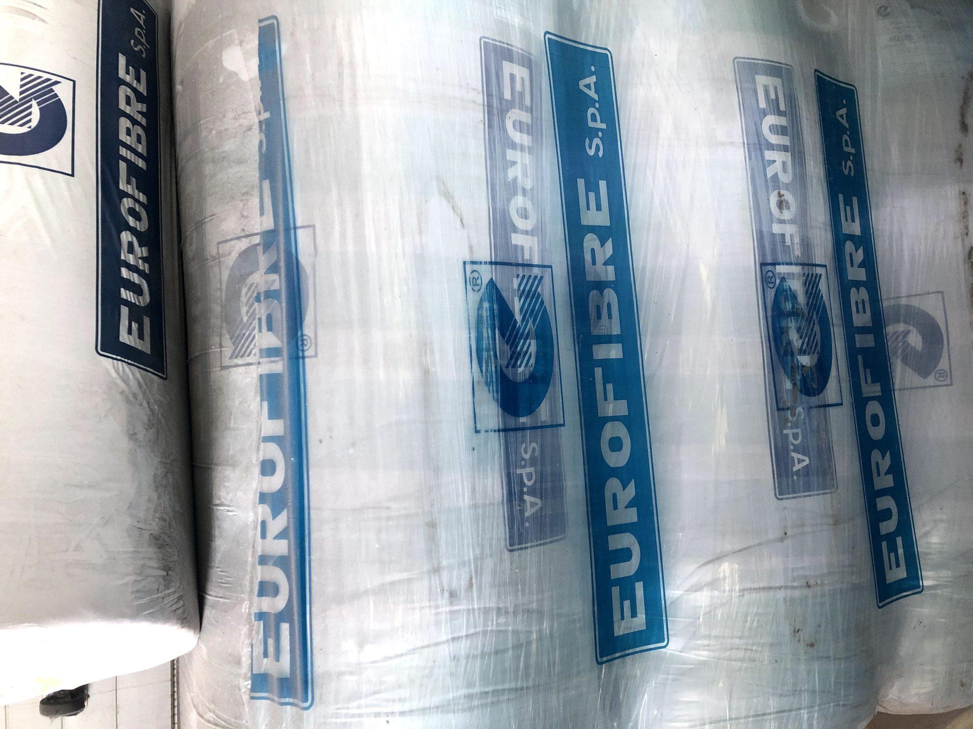 EUROFIBRE Termover üveggyapot 039 10 cm (12 m2/tek) BAUplaza Kft.