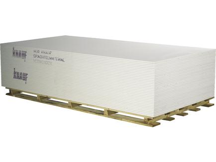 GK tábla normál 12,5mm - Knauf (2,5 m2/tábla) BAUplaza Kft.
