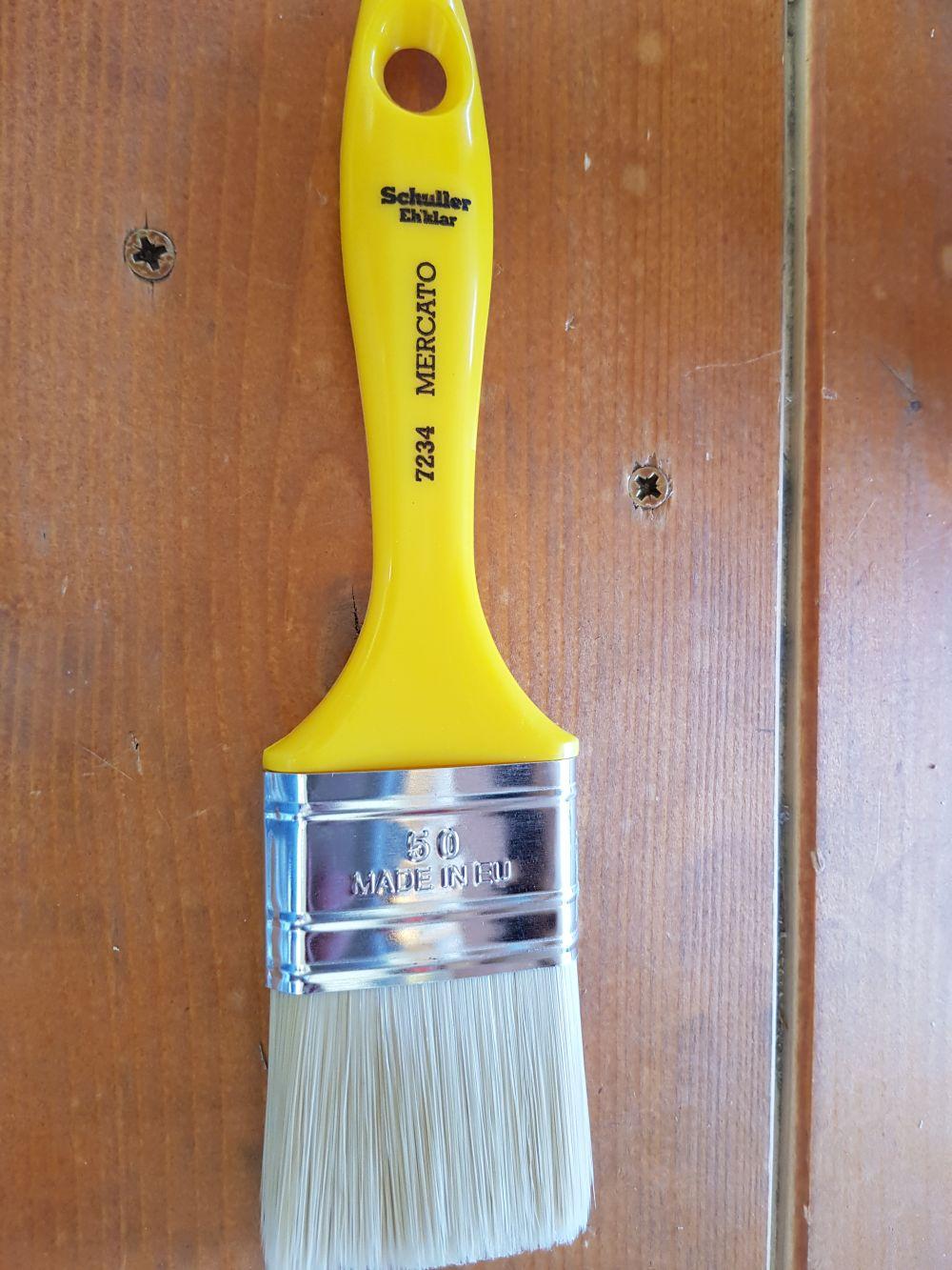 Ecset müanyag sárga 50mm sch BAUplaza Kft.
