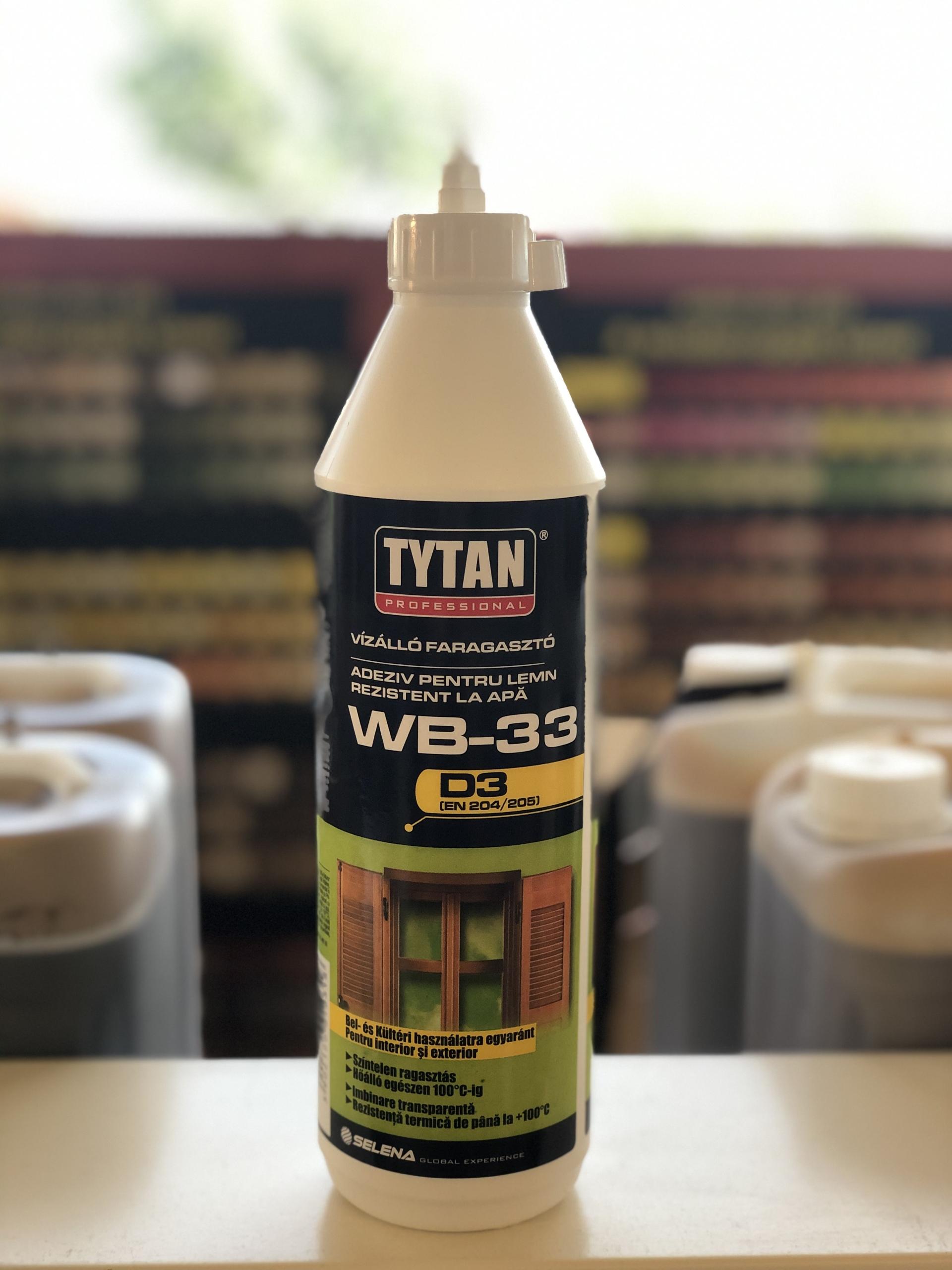 Tytan Prof. Vízálló faragasztó WB-33 750 g. BAUplaza Kft.
