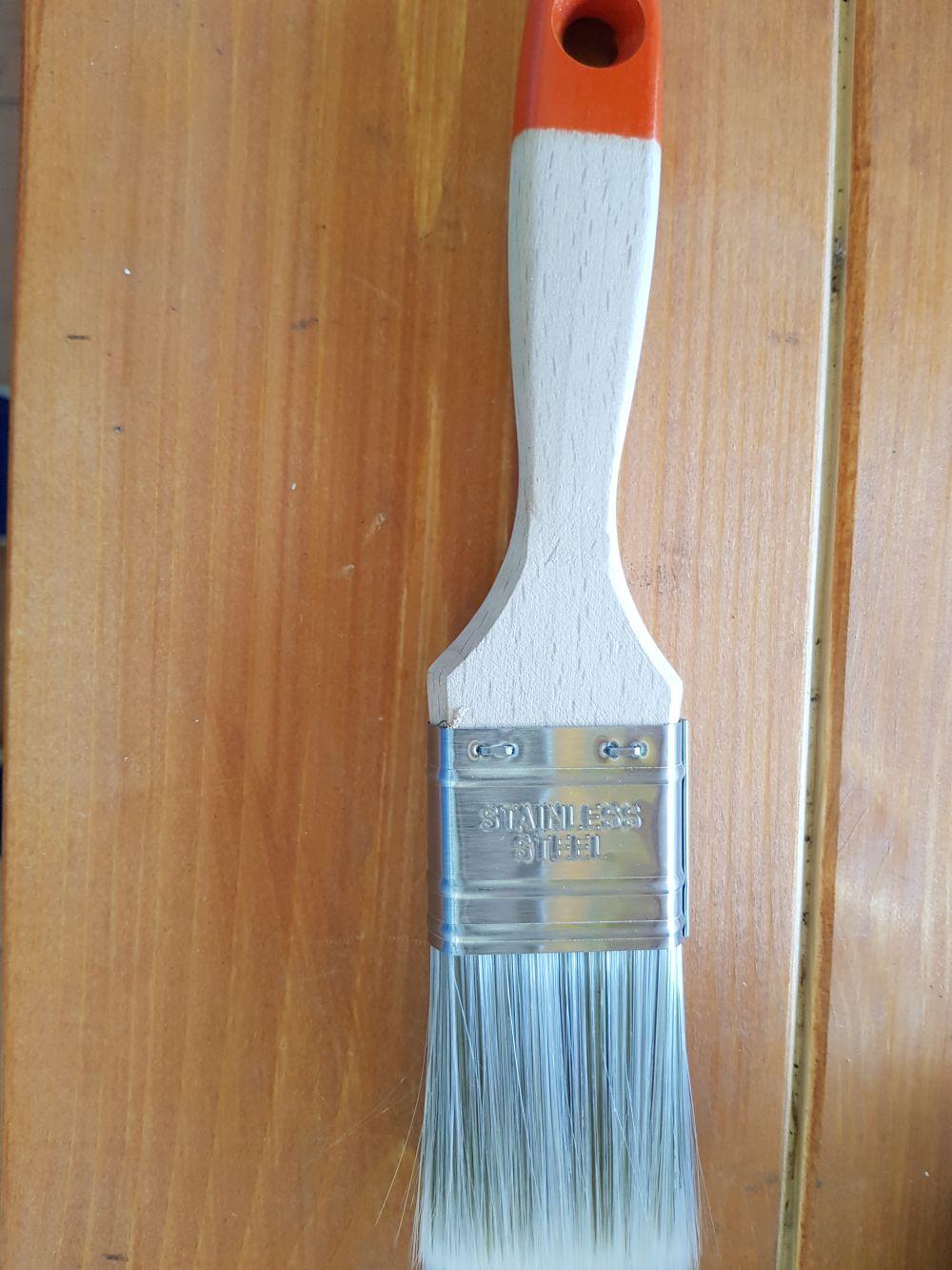 Ecset lazúrozó szintetikus sörte fanyél 30mm BAUplaza Kft.