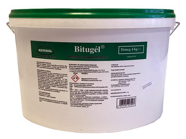 Bitugél 4kg (0,5-1kg/m2) BAUplaza Kft.