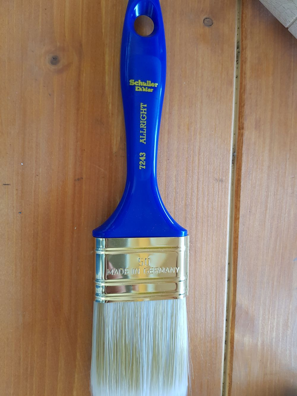 Ecset lazúrozó kék 30mm sch BAUplaza Kft.