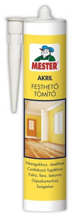 Mester akril festhető fehér 310ml BAUplaza Kft.
