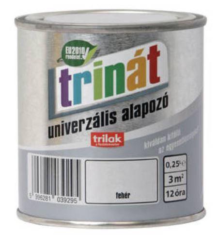 Trinát uni alapozó fehér 0,25l BAUplaza Kft.