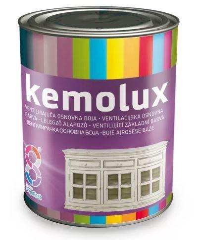 Kemolux alapozó fára fehér 2,5l BAUplaza Kft.