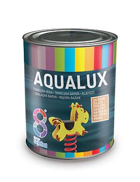 Aqualux alapozó fára fehér 0,75l BAUplaza Kft.