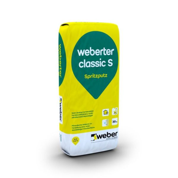 Weber Nemesvakolat Classic S 30kg BAUplaza Kft.